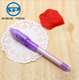 High quality promotional magic invisible ink pen with uv light
