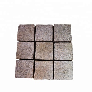 China Granite Cobble Round Paving Stones