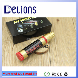 Online shopping 1:1 clone 24mm murdered out able mod kit 1:1 top quality clone from Delions tech