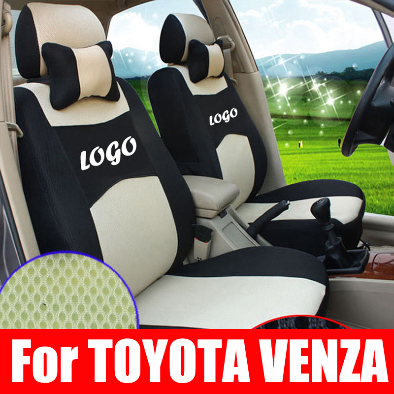 Toyota Venza Car Seat Covers