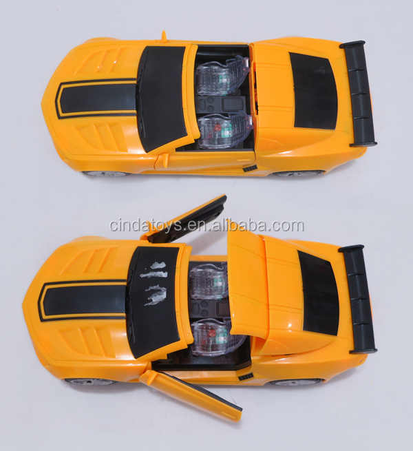 Boys toys Super Sports car, children car toys wit automatic open the door function bo toys