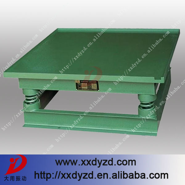 DY high efficiency vibration isolation table
