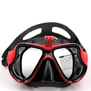 Anti-Fog Diving Mask Silicone Adult Waterproof Diving Swimming Mask