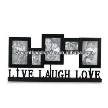 Handmade Multi Live Laugh Love Letter Decoration Handcraft Pictures ...