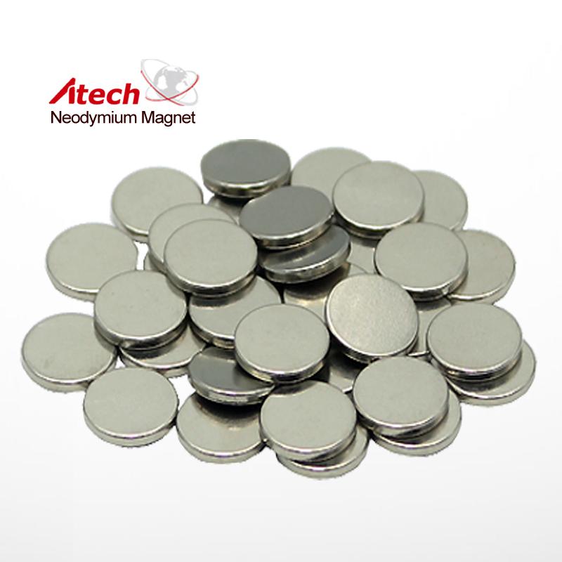 10PK Neodymium Countersunk Magnetic Latch Kit D12*5mm Cabinet Furniture Catch