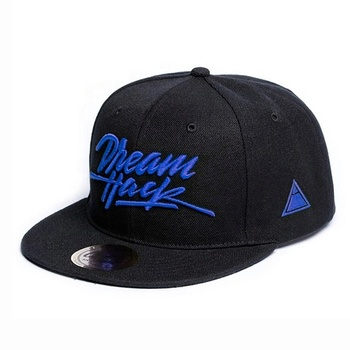 Evergrowing Custom 3D embroidery snapback, design your ownsnapback, snapback hat/cap wholesale fashionable distributors