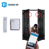 gsm magnetic door sensor anti theft alarm system home security