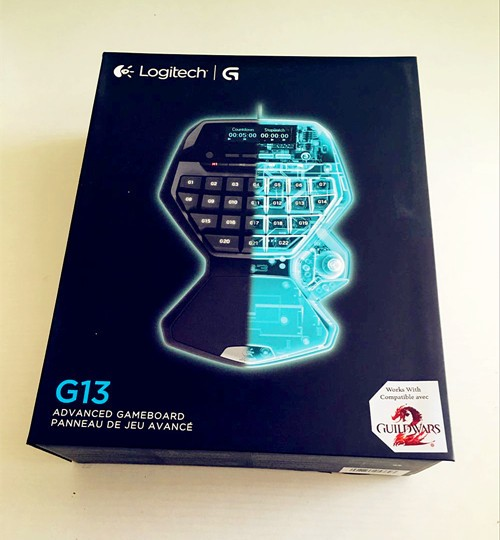 de4b252a5ad Logitech G13 Original authentic brand new boxed Advanced Wired Gaming  Keyboard