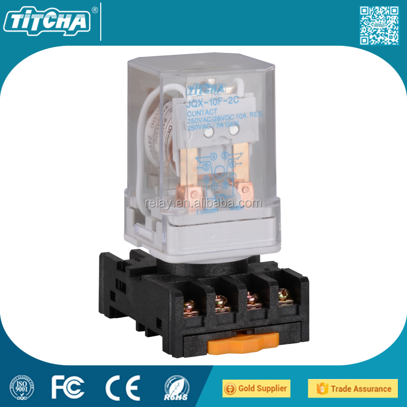 JQX-10F-2C JQX-10F-2Z (JTX-2C) Relay/general purpose relay top quality