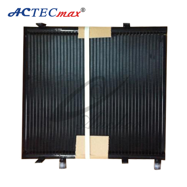 ACTECmax auto ac condenser with core size 365*430*22mm condenser coil