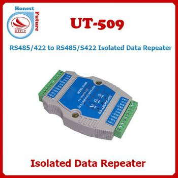 Rs485/rs422 To Rs485/rs422 Photoelectric Isolation Data Repeater ...