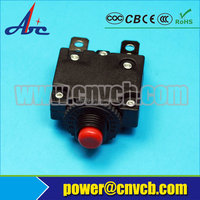 001B IB-1 3A Motor Protection Thermal Switch plastic overload circuit breaker