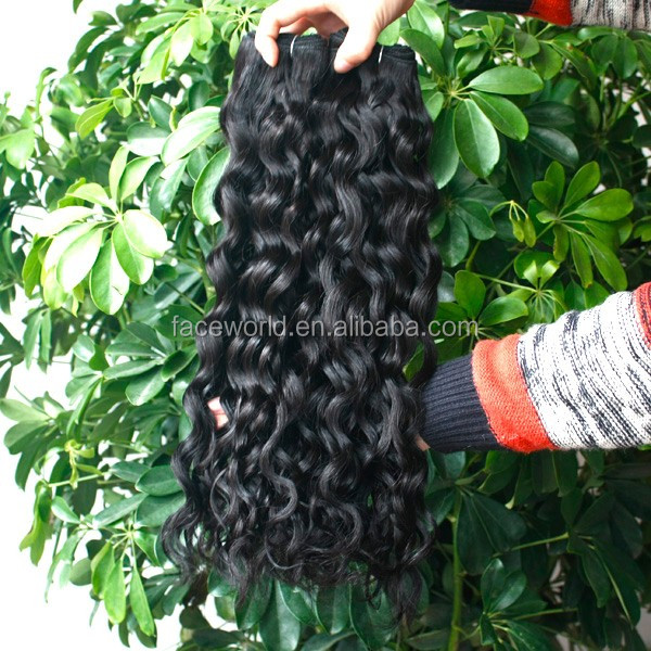 14 inch peruvian hair remy virgin human hair with full cuticle attached