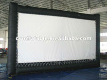 outdoor / indoor commercial public advertising promotion inflatable billboard movie screen
