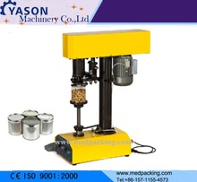 High efficient electric tin can sealing machine/tin can vaccum sealer