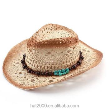 3d7a929f3922b Summer Cheap Fashion China Straw Farmer Cowboy Hat - Buy ...
