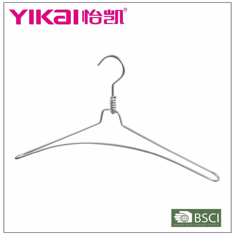 Narrow Double Coat Hanging Rail Hangers - Buy Narrow Coat Hangers ...