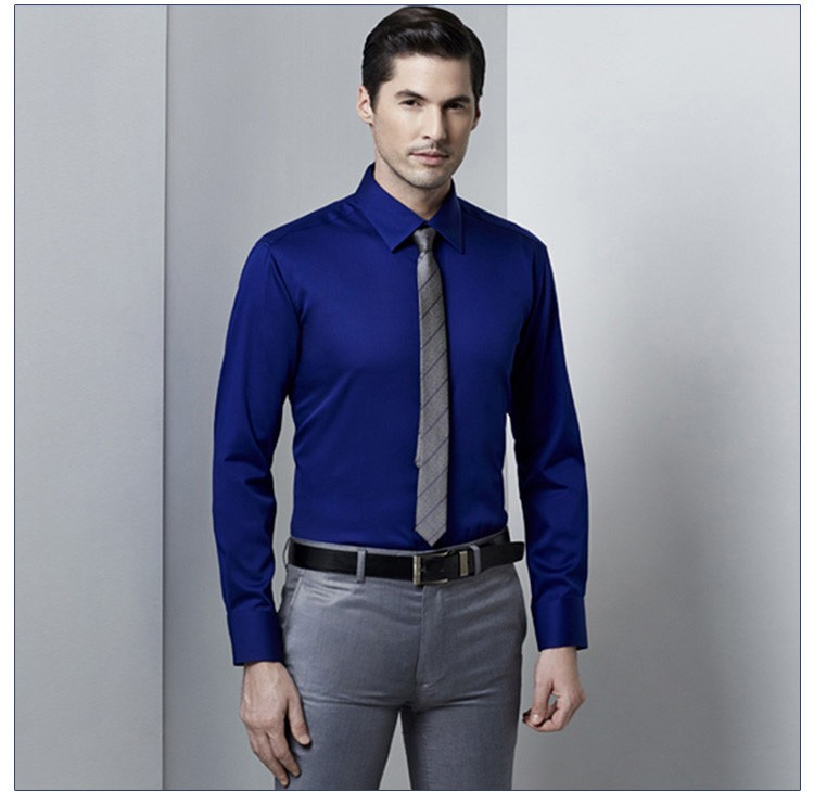 super popular productos de calidad mejor Design Personalizado Novo Modelo De Camisas Para Os Homens Camisa Azul  Royal - Buy Design Personalizado Camisa Do Homem,Camisa Dos Homens Azul ...