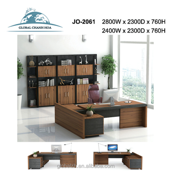 New Simple Design Modern Wood Furniture Executive Office Table Awesome Modern Wood Office Furniture