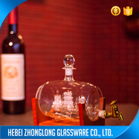 China Supplier New Products Free Sample 750Ml Vodka Glass Bottle