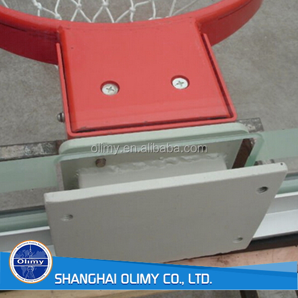 New product Fiberglass basketball board SMC frp basketball board basketball white board