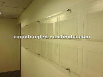Clear Acrylic Flyer Holder Box Wall Mounted Acrylic