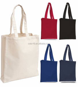 Experienced factory made personalised custom canvas tote pouch bags bulk sale