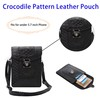 Private Label Cross Body Mini Bag, leather Pouch Bagfor Mobile Phones