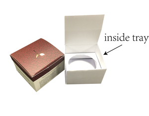 custom different size folding 300 gsm paper box gift /luxury gold cosmetic packing metlic card box