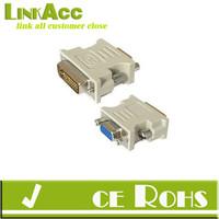 LINKACC-1D 24+5 DVI Male to VGA female connector
