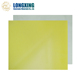 Insulation material FR4 1020x1220mm transparent / Light Green / Yellow glass fiber sheet