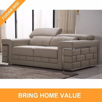 Contemporary Comfortable Leather Modern Sofa Metal Frame - Buy Contemporary  Modern Furniture,Comfortable Leather Sofa,Modern Sofa Metal Frame Product  ...