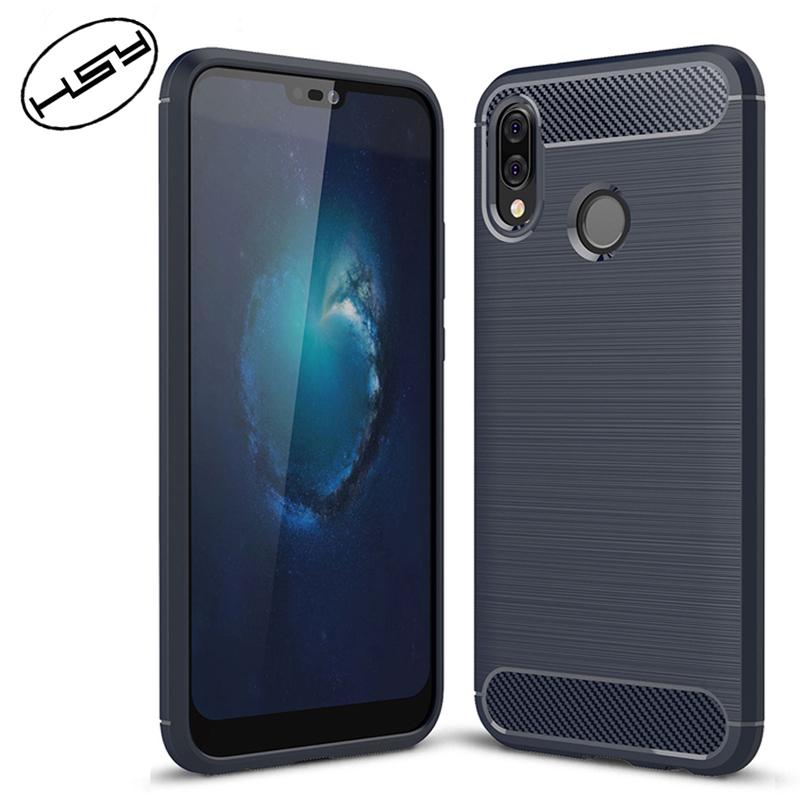For Samsung M10 Non-Slip Carbon Fiber ultra thin diamond Quality pattern TPU phone case For Samsung Galaxy M10 M20 M30 cover фото
