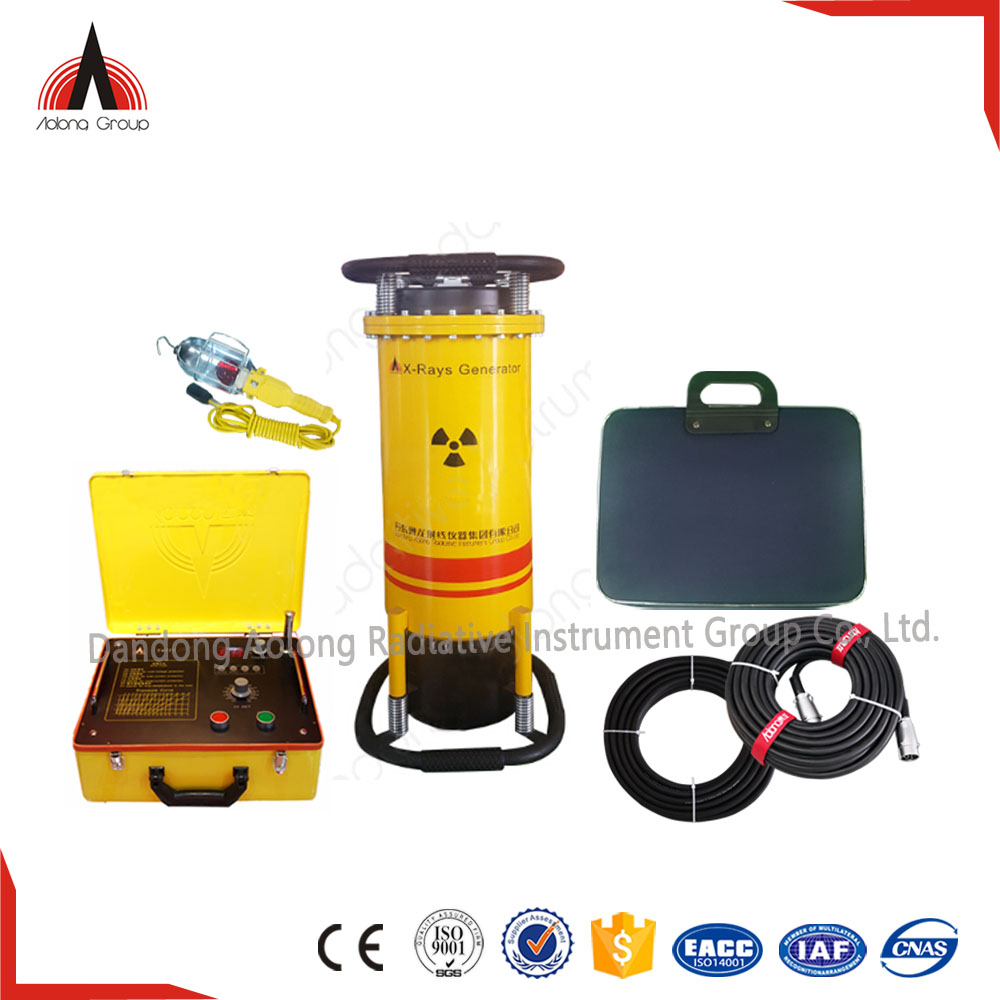 Portable Industrial X-ray Huge Steel Pipe Detecting Equipment