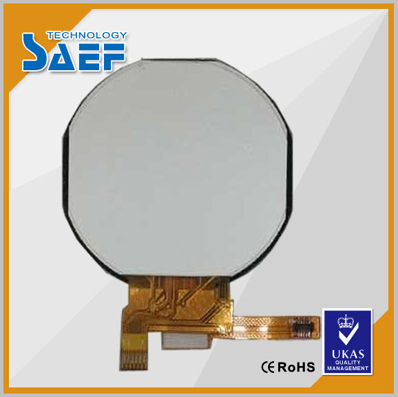 Ips Lcd 1.22 Inch 240x240 Spi Interface With Ctp Round/circular ...