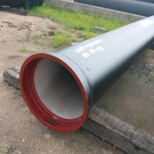 iso2531 hydrostatic testing Ductile Iron Pipes, DCI Pipes, DI Pipes