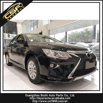 For Camry To Nx Body Kits Fit For Camry 2015year To Nx Style Zs