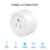 US Power Plug Mobile APP wireless smart socket  Work with Amazon Alexa Google Home