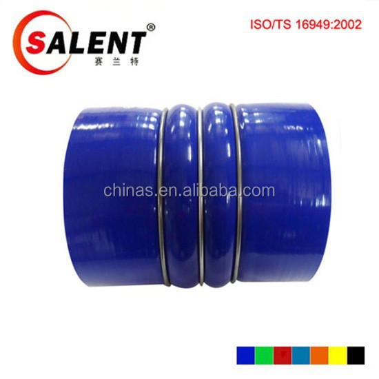 Silicone Truck Hose / Truck Pipes for Mercedes MAN IVECO VOLVO