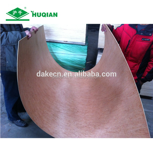 2mm/3mm/4mm Poplar Main Material thin plywood sheet for packing usage