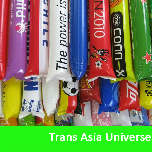 Top Quality Inflatable Balloon Stick Clappers