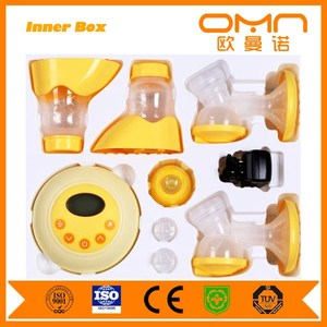 China gold supplier wholesale manual 100% Food Grade Silicone breast pump and breastfeeding