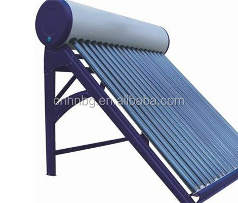 Импорт солнечной энергия водонагреватели