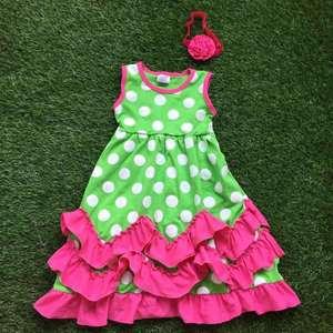 73d8162e99 Pink Ruffle Ruffled Dress Girl