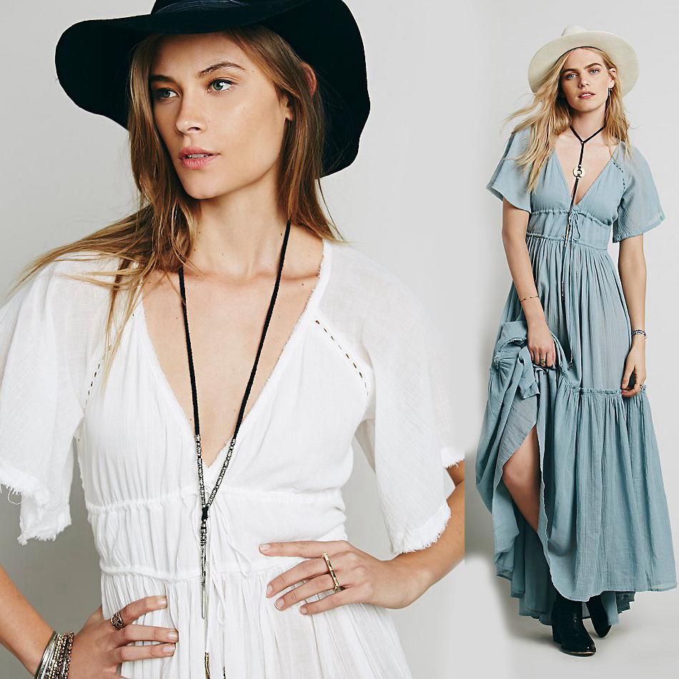Online Buy Wholesale boho chic dresses from China boho ...