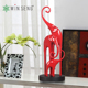 Resin Elephants Gifts Crafts Stocks, Elephant sculpture home decor