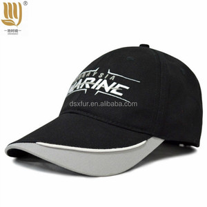 Cheap Price Customize Mens' Variable Brim 6 Panel Applique Funny Fitted Hard Baseball Caps Hats