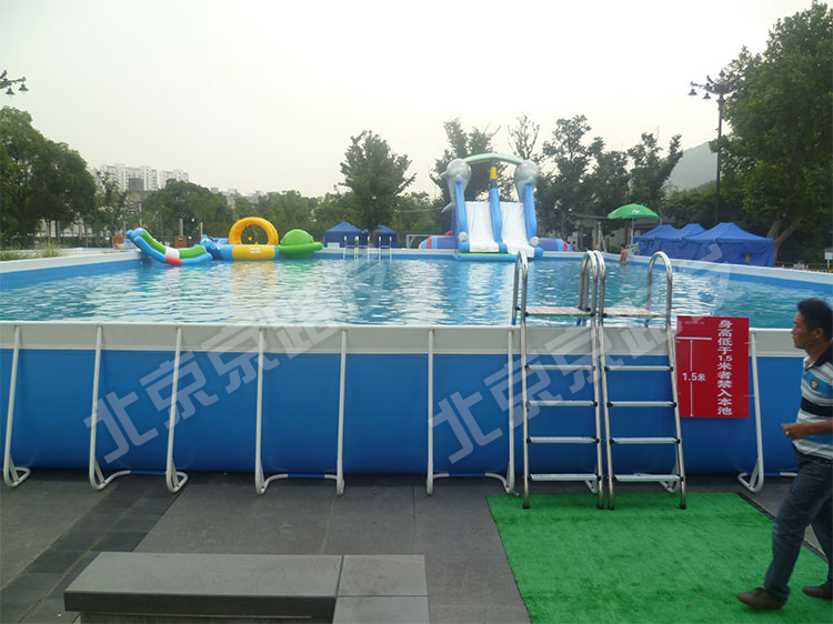 2015 bright color giant frame pool commercial use intex - Commercial above ground swimming pools ...