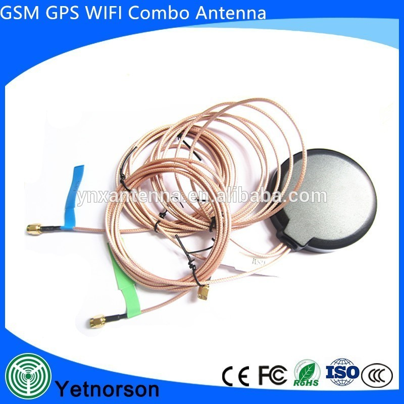 Made in China Best Price Outdoor GPS GSM WIFI Combo Antenna