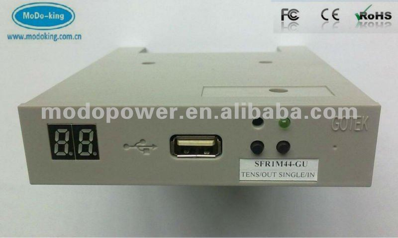 floppy to usb emulator used on Knitting/Weaving/Embroidery/CNC/Michanical machinery/Musical instrument(Shenzhen factory)